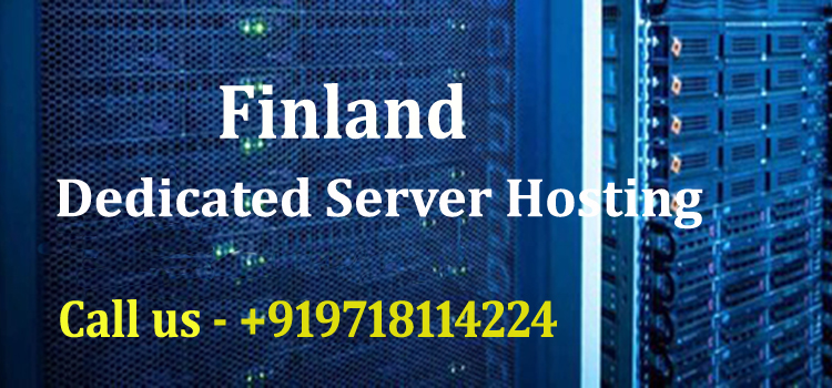 Finland Dedicated Server Hosting