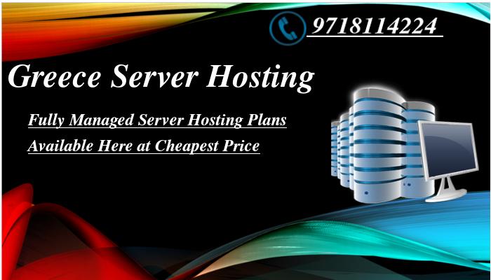 Greece Server Hosting