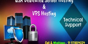 USA Dedicated Server Hosting and VPS Hosting Plans