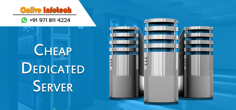 Improve your Business Growth with Affordable Cheap Dedicated Server