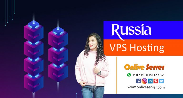 Choose Our Russia VPS Server Hosting Services At Just $21/Mo