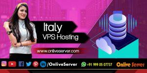 Italy VPS Hosting