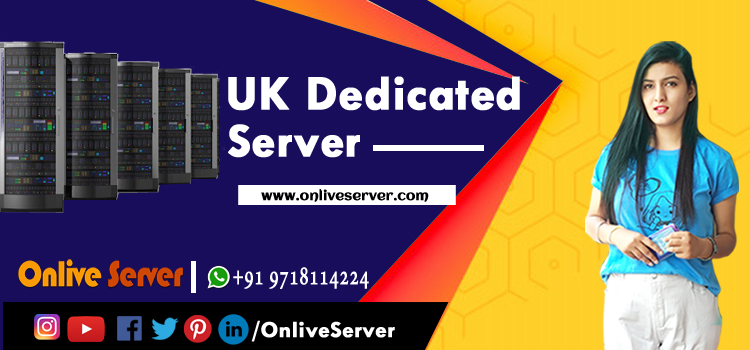 Expand Your Business Website with UK Dedicated Server Hosting