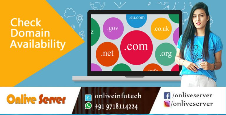 Benefits of Getting Good Domain Name Search